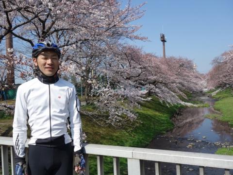 09根川緑道海藤さん