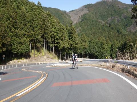28山伏峠へ