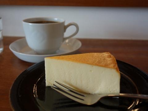 チーズケーキとタンザニアシティー