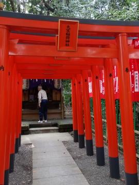 10大宮稲荷神社
