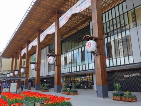 07JR長野駅