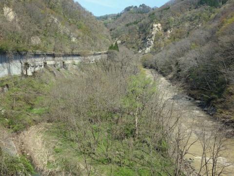10裾花渓谷