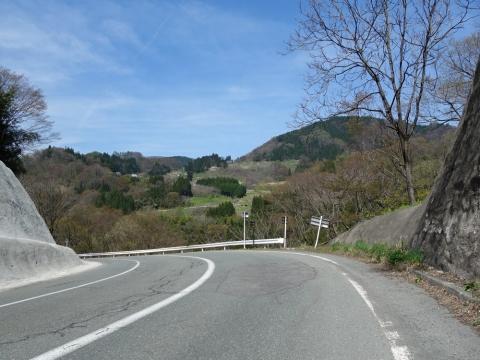 11裾花渓谷
