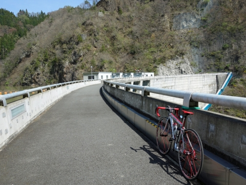 12裾花ダム