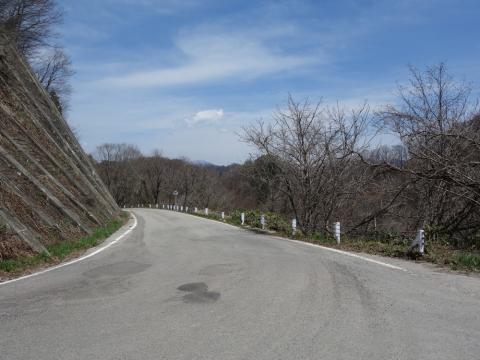29嶺方峠へ