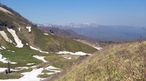 01白根山へ