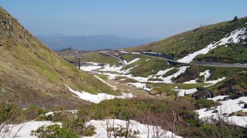 04白根山へ