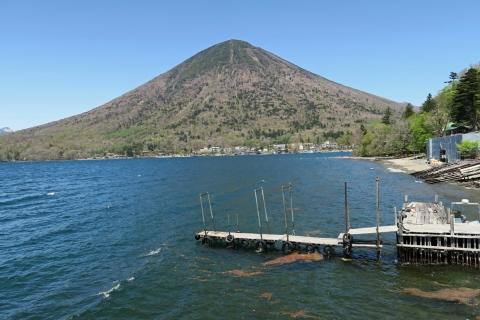 22中禅寺湖:男体山