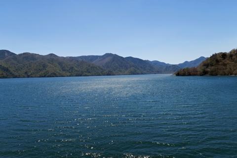 25中禅寺湖:ボートハウス