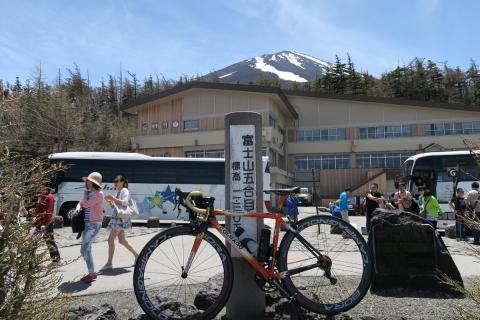 08富士山5合目