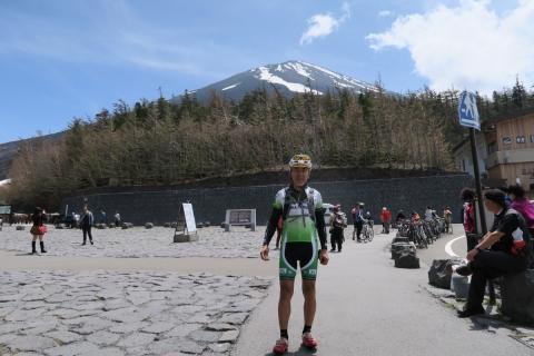 12富士山5合目