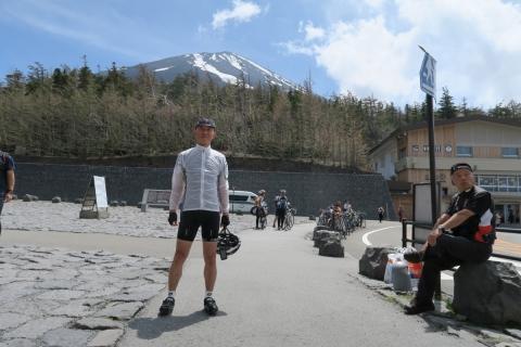 13富士山5合目