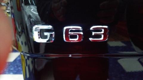 G320 G63エンブレム