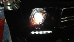 G320 HIDヘッドライト
