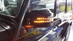 G320 カニ型ドアミラー
