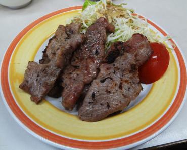 猪味噌焼き