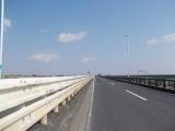 利根川を渡って茨城県へ