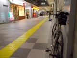 入間市駅から帰宅の途へ