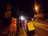 道路工事での渋滞