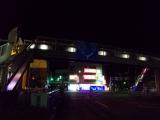 県道4号線で赤城山へ
