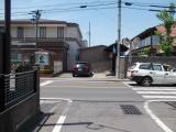 No.103 県道13号線へ