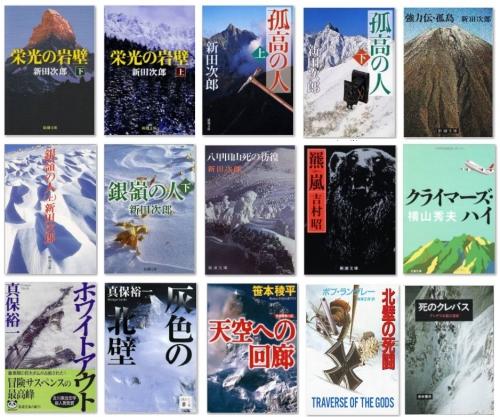 山岳関連書籍2