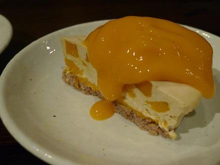 マンゴーチーズケーキ1