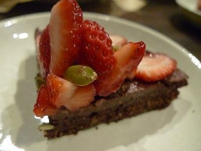 バースデーチョコケーキ3