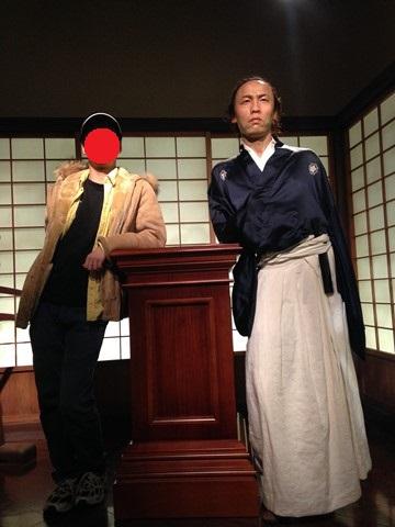 お台場蝋人形2 (9) (コピー)