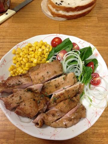 鶏のアピシウス風リベンジ (2) (コピー)