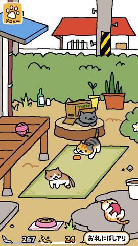 ネコが4匹 (コピー)