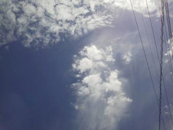 天に近い場所