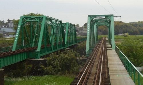 嘉麻川橋梁