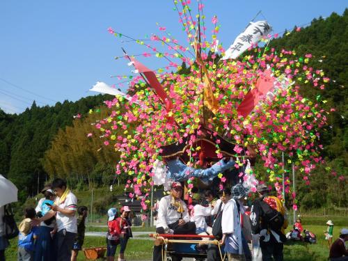 添田の祭り