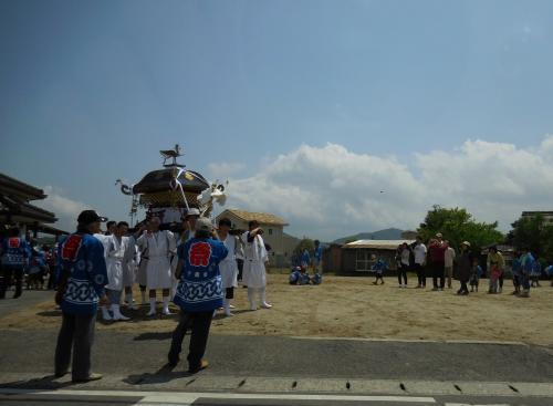 稗田の祭り