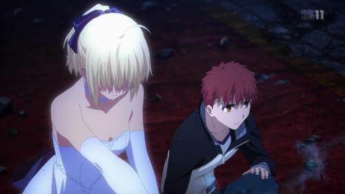 アニメ『Fate/stay night[UBW]』第18話感想 (5)