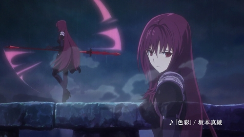 『FateGrand Order』に赤い魔槍を持つ女ランサーが参戦! (4)