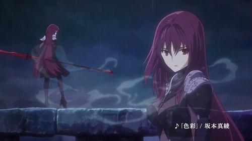 『FateGrand Order』に赤い魔槍を持つ女ランサーが参戦! (7)