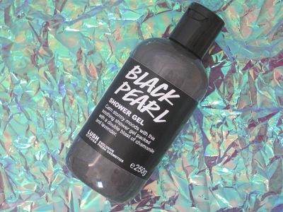 Black Pearl Shower Gel (ブラック パール シャワージェル)