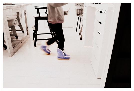 2015年2月2日KTと靴1