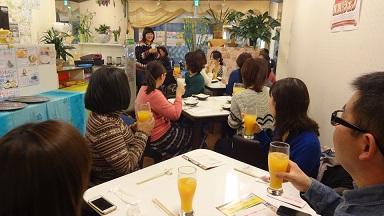 台湾カフェ忘年会2014-4