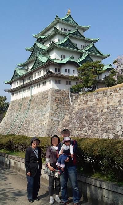 20150331名古屋城①