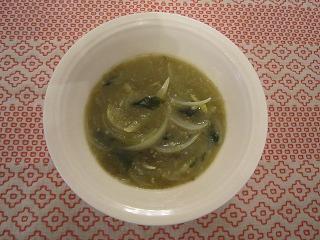 とろりんとろろスープ