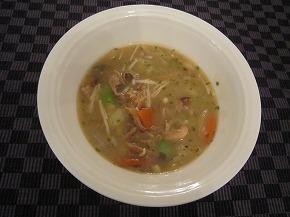 バターニャスープ