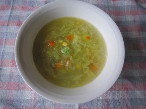 イージーキャベツスープ2