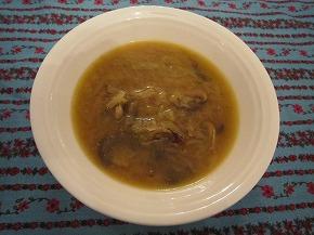 チチブヤンスープ