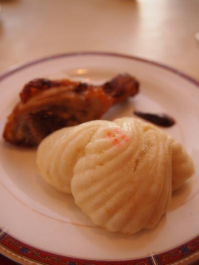 柚子蒸しパン(天外天)