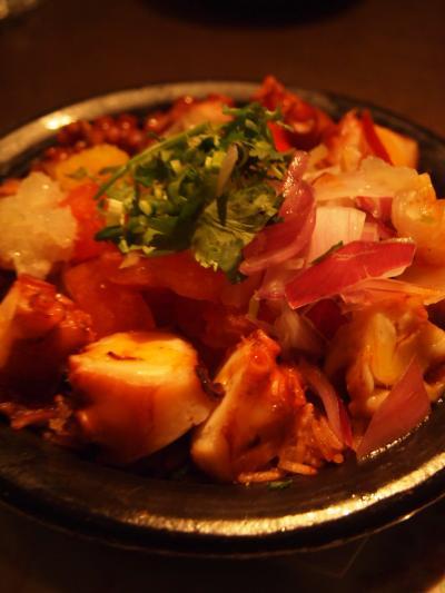 蛸飯(マルデクリスチアーノ)