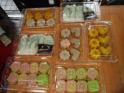 タイお菓子