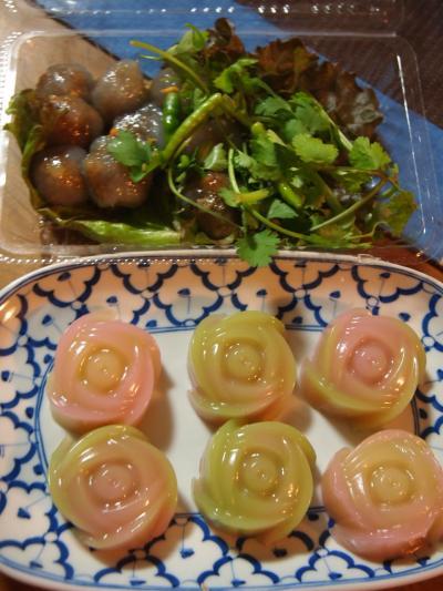 タイお菓子お土産